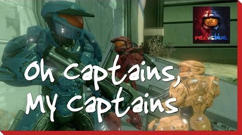 Oh Captains, My Captains - Episode 1 - Red vs