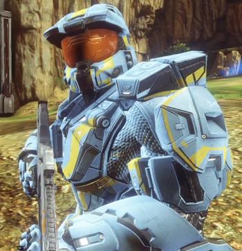 Halo 4 (Blue)