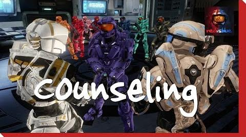 Counseling - Episode 14 - Red vs. Blue Season 13
