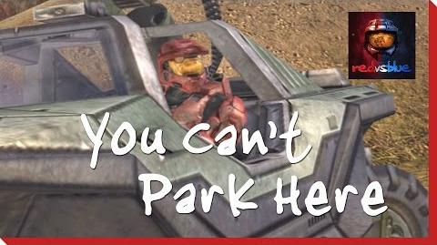 You Can't Park Here – Episode 78 – Red vs