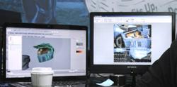 Caboose CGI Concepts