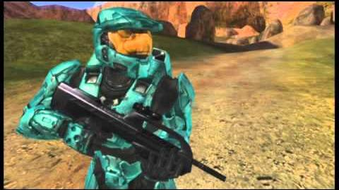Red Vs Blue Episode 100, Alternate Ending 1 - Finch