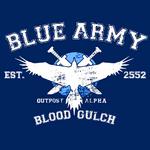 Blood Gulch Blue Army