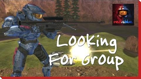 Looking for Group - Episode 65 - Red vs