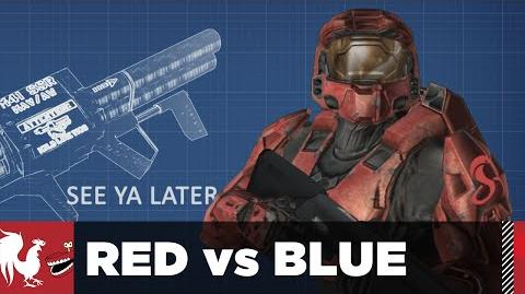 Red vs. Blue The Musical - Episode 18 - Red vs. Blue Season 14