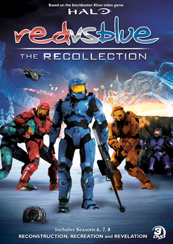 The Recollection DVD