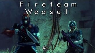 Fireteam Weasel S1 Ep. 1 Taken the Train (Destiny Machinima)