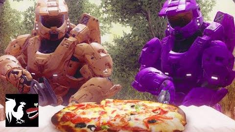 Season 16, Episode 6 - A Pizza the Action Red vs