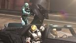 Team A in Warthog