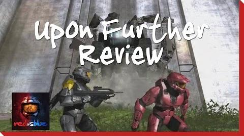 Upon Further Review – Chapter 3 – Red vs. Blue Season 8
