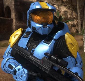 Halo 3 (Blue)