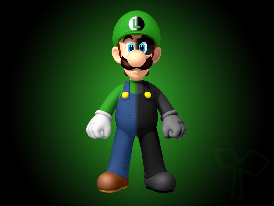 Image luigi and mr l wallpaper by misterblue92g red vs luigi and mr l wallpaper by misterblue92g altavistaventures Gallery