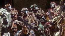 Lieutenants cheer