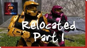 Relocated Part One Red vs. Blue Mini-Series