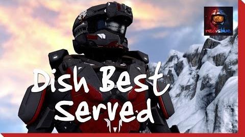 Dish Best Served - Episode 11 - Red vs. Blue Season 13