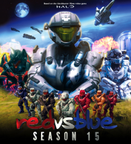 RvB S15 Bluray