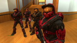 Female Red Team
