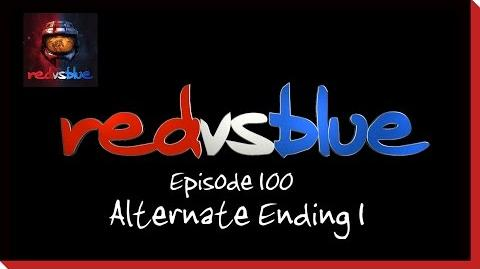 Alternate Ending 1 - Episode 100 - Red vs