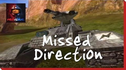 Missed Direction – Episode 91 – Red vs. Blue Season 5