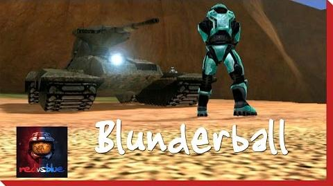 Blunderball - Episode 36 - Red vs. Blue Season 2