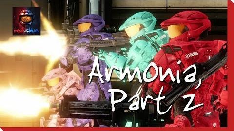 Armonia, Part Two - Episode 16 - Red vs. Blue Season 13