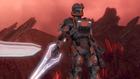 Felix releases sword