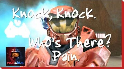 Knock, knock. Who's there? Pain. - Episode 11 - Red vs