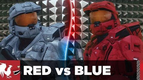 Red vs. Blue RvB Throwdown - Episode 20 - Red vs. Blue Season 14