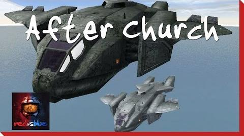 After Church - Episode 9 - Red vs