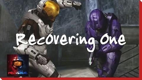 Recovering One – Chapter 4 – Red vs. Blue Season 8