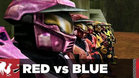 Coming up next on Red vs. Blue Season 14 – The Prequels Episode 2