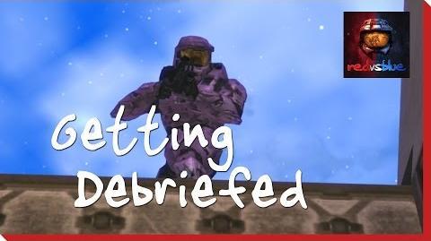 Getting Debriefed - Episode 72 - Red vs. Blue Season 4