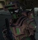 Green Republic Soldier