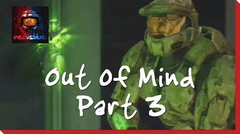 Out of Mind Part 3 - Red vs