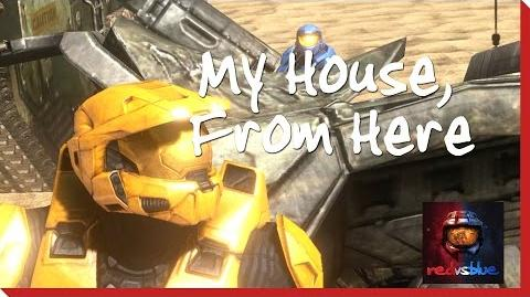 My House, From Here - Chapter 9 - Red vs