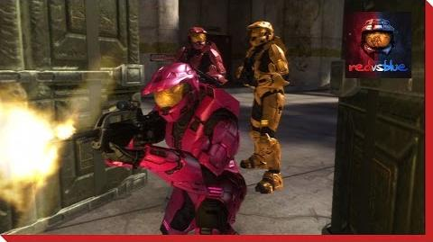 Chapter 10 – Red vs. Blue Season 6