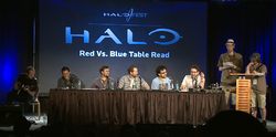 RvB table Read