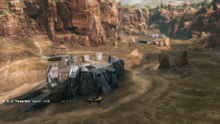 Blood Gulch H2A