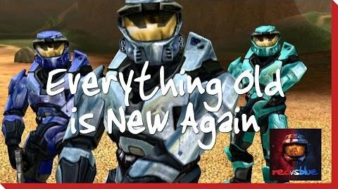 Everything Old is New Again - Episode 20 - Red vs. Blue Season 2