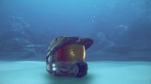 Lopez underwater S15E21