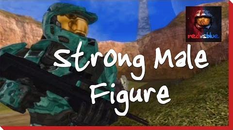 Strong Male Figure – Episode 84 – Red vs