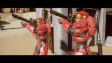 Sarge and Surge with Rockets