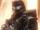 Terrified Mercenary