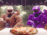 A Pizza the Action