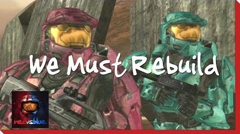We Must Rebuild - Episode 44 - Red vs