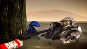 Wyoming & Blue ODST