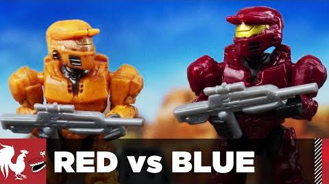 The Brick Gulch Chronicles – Red vs