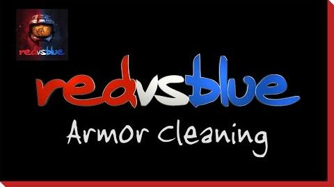 Armor Cleaning PSA - Red vs. Blue Season 1