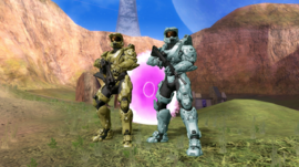 Sister and Tucker travel to Blood Gulch
