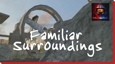 Familiar Surroundings - Episode 58 - Red vs. Blue Season 4